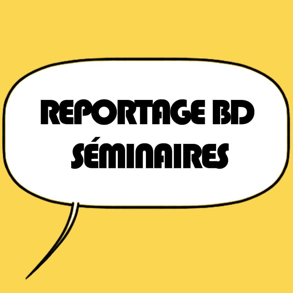 caricatures BD pour séminaires d'entreprise